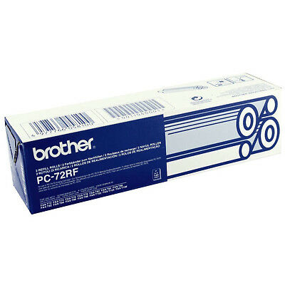 Original Pc-72Rf Black For Brother Fax Machines