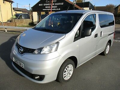 2012 Nissan NV 200 DCI SE COMBI Wheelchair Access Vehicle WAV * Only 41K Miles *