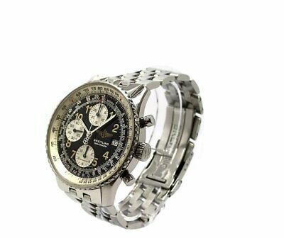 Breitling Old Navitimer Ii A13022 Gents Auto Chrono Watch *Reduced*