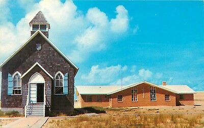 FMRA NAGS HEAD NC ST ANDREWS BY THE SEA EPISCOPAL CHURCH POSTCARD c152