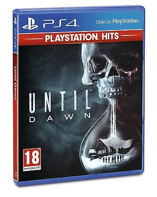 Until Dawn (PS4) Playstation hits New & Sealed