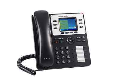 GRANDSTREAM GXP2130v2: 3 Line HD IP Phone w/Color Display - VoIP - FREE SHIPPING