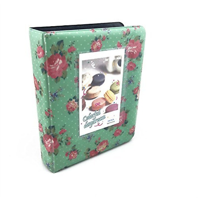 Hellohelio Fuji Instax Photo Album for Mini 9/8/7s/8+/70/90/25/26/50s/ HELLO...