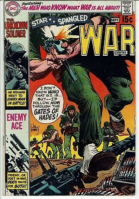 (CSA1564) Star Spangled War Stories (1952 DC #3-204) #152 GD-VG