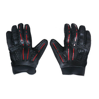 UD REPLICAS Tron Legacy Rinzler Motorcycle GLOVES SZ XL NEW IN STOCK