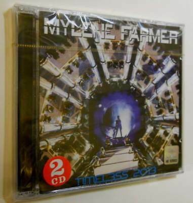 """Mylene Farmer""""timeless 2013""""2Cd Universal Russia  Out Of Print Sealed"""