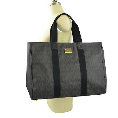 08de752ce79f MICHAEL KORS HAMILTON Oversize Weekender/Travel Tote Bag – Signature ...