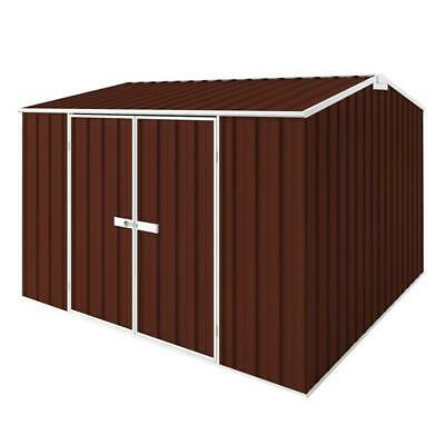 3.00m x 3.00m Garden Shed – Heritage Red – CLEARANCE