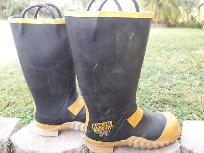 Firefighter boots 10w