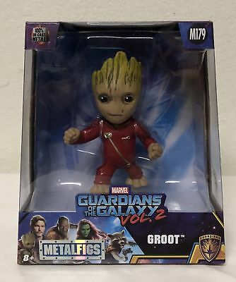 Marvel Guardians of the Galaxy Vol. 2 Groot Metalfigs M179 NEW MIB