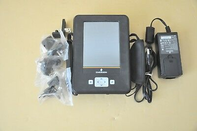 Emerson Ams Trex Device Communicator Hart 475 Analyzer Tester Fieldbus