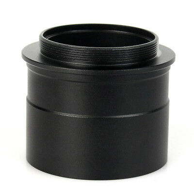 """2"""" to T2 M42*0.75 Telescope Eyepiece Mount Adapter w/ Thread to Accept 2"""" Filter"""