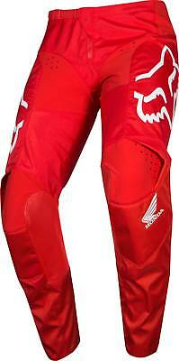 Fox Racing 180 Honda Pants - MX Motocross Dirtbike Offroad ATV Mens Gear