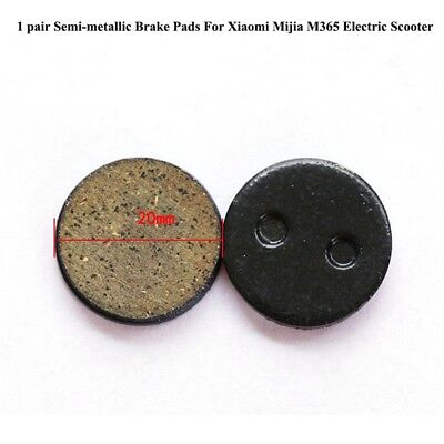 plaquettes de frein For Xiaomi Mijia M365 Electric Scooter Repair Brake Pads HG