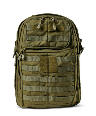 5.11 TACTICAL RUSH 24 Tac OD BACK PACK - NEW GENUINE
