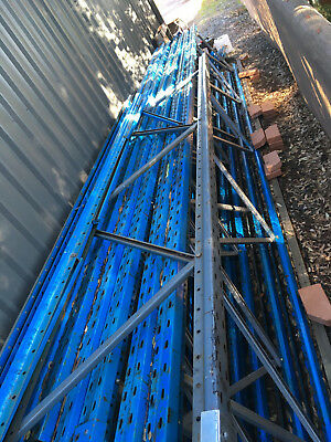 Pallet Racking Dexion Beams and Frames