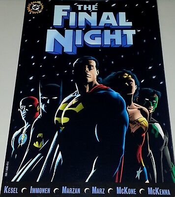 THE FINAL NIGHT  (DC 1998 TPB TP SC GN Parallax)  VF+