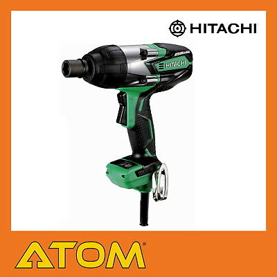 "Hitachi Impact Wrench 12.7mm 370W 1/2"" Square Brushless - WR16SE(H1)"