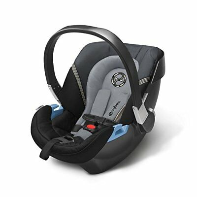 CYBEX Aton 2 Infant Car Seat, Moon Dust