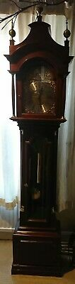 A Fine German Westminster Longcase clock