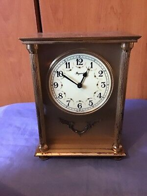 A Vintage French Mantel Clock By Bayard