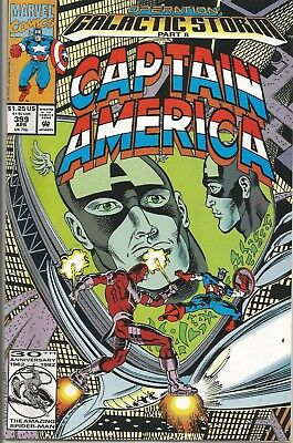 CAPTAIN AMERICA #399 - Back Issue (S)