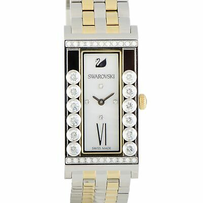 933c70a1bfe59 WOMEN'S WATCH SWAROVSKI Lovely Crystals Square Original 5096680 ...