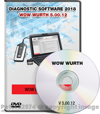 Newest 2018 Diagnostic Software Wow Wurth 5.00.12