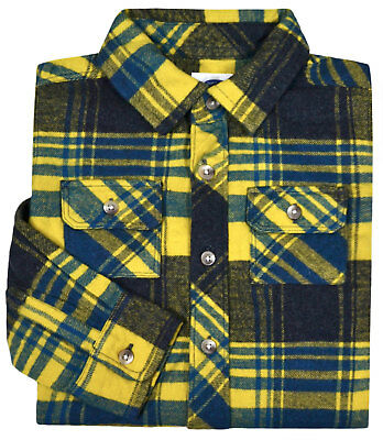 Boys Ex GAP Shirt Boy Long Sleeve Cotton Top Check Blouse Ages 2 3 4 5 6 Years