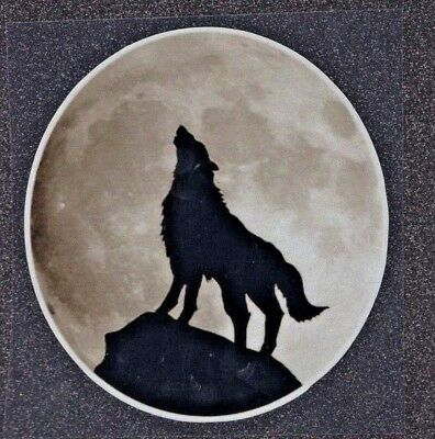 Wolf Decal for Car, Truck, Skateboard, Laptop, etc