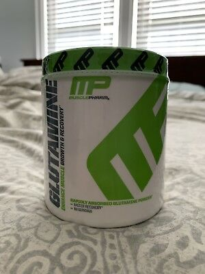 Muscle Pharm Glutamine Enhance Muscle and Growth Recovery‑ 60 Servings