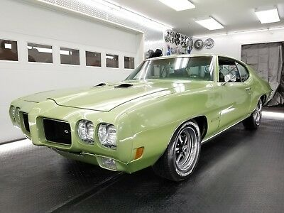 1970 Pontiac GTO - # MATCHING 400 Cu In - AUTOMATIC  **Videos** 1970 PONTIAC GTO - VIN # MATCHING 400 Cu In - Automaic Trans **VIDEOS**
