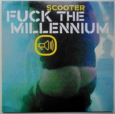 """12"""" De**scooter - Fuck The Millennium / New Year's Day (Club Tools '99)**25886"""