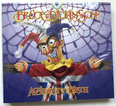 Bruce Dickinson - Accident Of Birth ( Deluxe Edition Doppel Cd Iron Maiden Neu )