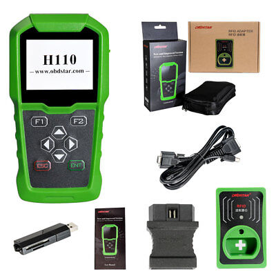 OBDSTAR H110 VAG-I+C for MQB Immobilizer and Odometer Adjustment for NEC+24C64