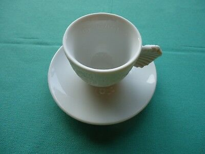 Illy Collection 1997 Tazzina Caffe' Fossile Paolo Rossetti