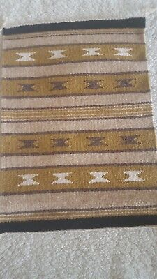 Native American: Navajo Rug Chinle Style of the Southwest