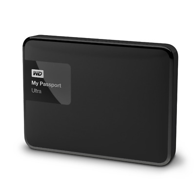 Original OEM WD My Passport Ultra 2TB USB3.0 Hard Drive