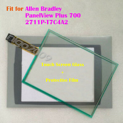 New Touch Screen Panel + Film for Allen Bradley PanelView Plus 700 2711P-T7C4A2