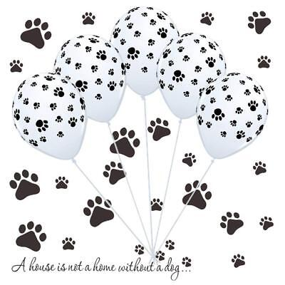 Paw Print Birthday Party Favor Bundle Pack Animal Lover 12 Stampers, 12 Pencils, 12 Erasers, 12 Puppy Dog Collar Bracelets /& Bonus Bag by Multiple AX-AY-ABHI-101477