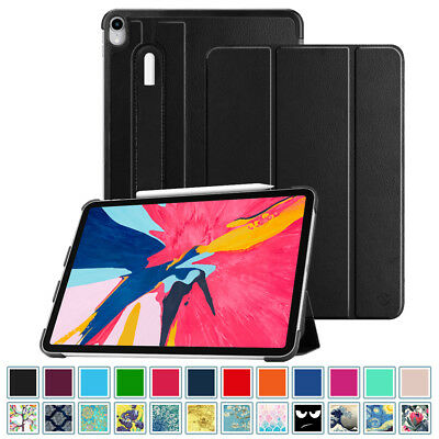 For iPad Pro 11 inch 2018 Case Slimshell Smart Stand Cover with Auto Sleep/Wake