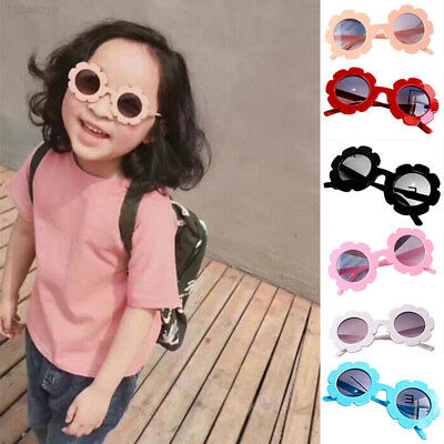 0F58 Flower Kids Sunglasse Classics Kids UV400 Sunglasses