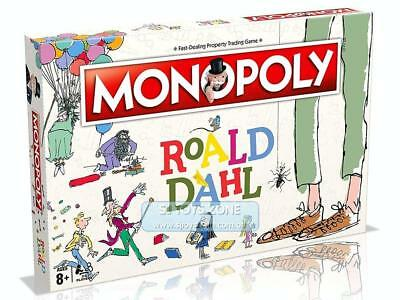 Monopoly Roald Dahl Edition Multiplayer Board Game