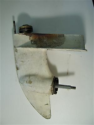 Vintage Mercury Outboard Mark 28A 22 Hp Lower Unit