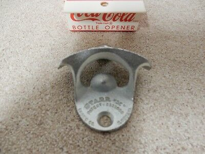 Wand Flaschenöffner Coca-Cola Stationary Bottle Opener Made in Germany in OFP
