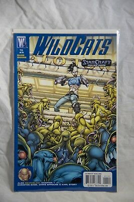 Wildstorm Comic WildCats Volume 5 Issue #11