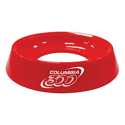 Bowling Ball Ballständer Columbia 300 Ball Cup Red with Logo