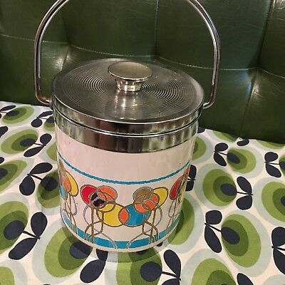 Retro Ice Bucket - Free Postage