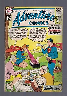 DC Comics Adventure Comics No 297 July 1962 12c USA