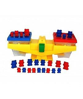 CleverCo Junior Balance (incl 24 Free Weighted Bears)